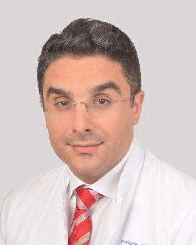 Dr. Theodosios Bisdas